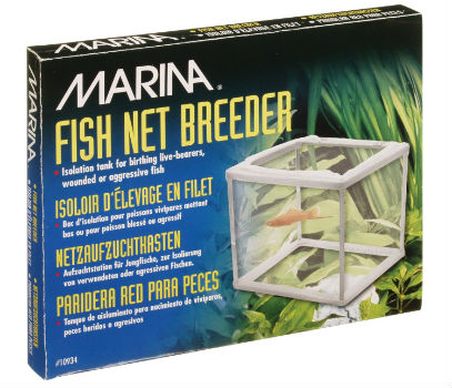 10934 - Marina Fish Net Breeder floating safety chamber
