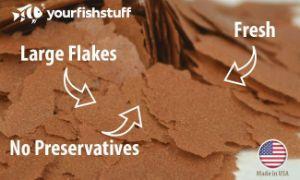 YFS Brine Shrimp Flakes Bulk