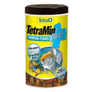 TetraMin Plus Tropical Fish Flakes